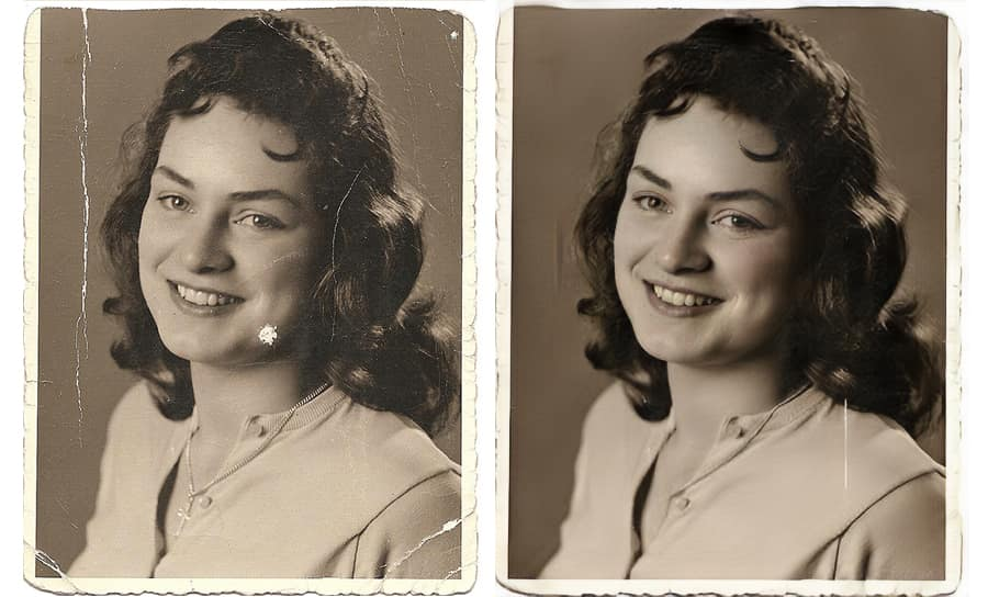 restaurar fotos antiguas online gratis