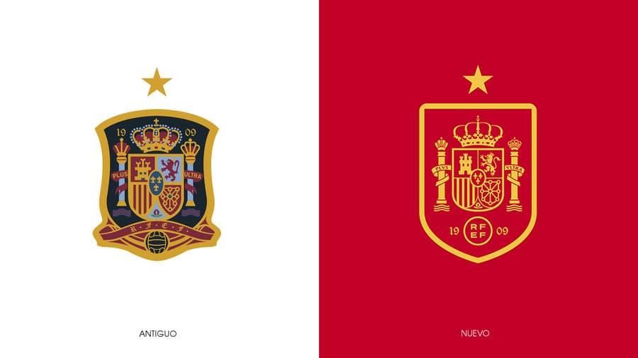 nuevo logo Federación Española de Fútbol