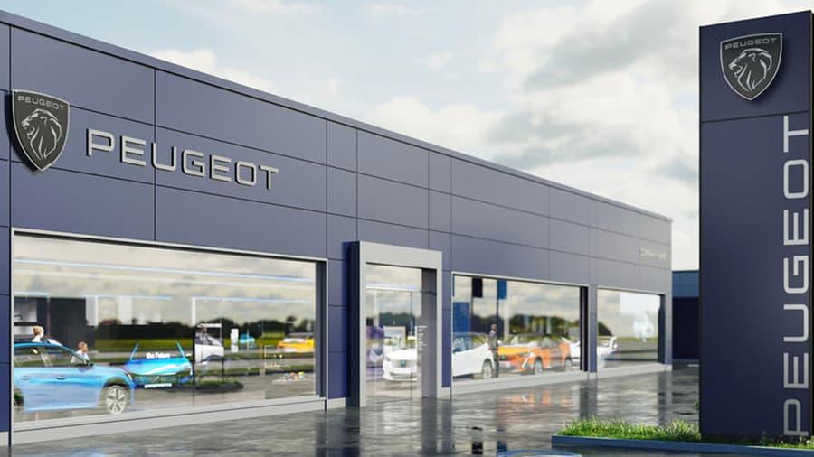 nuevo logo Peugeot