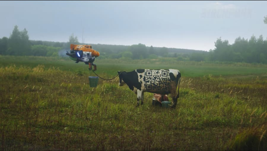 Cyberpunk urss farm