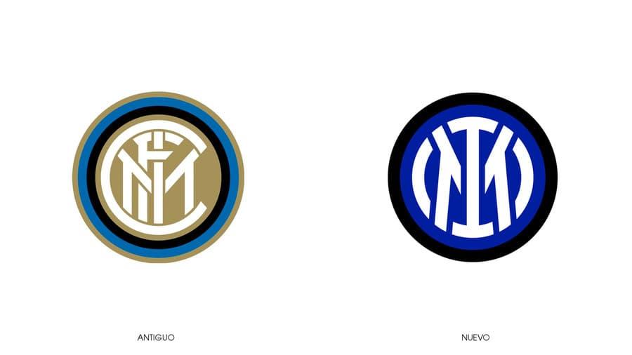 nuevo logo de Inter de Milán