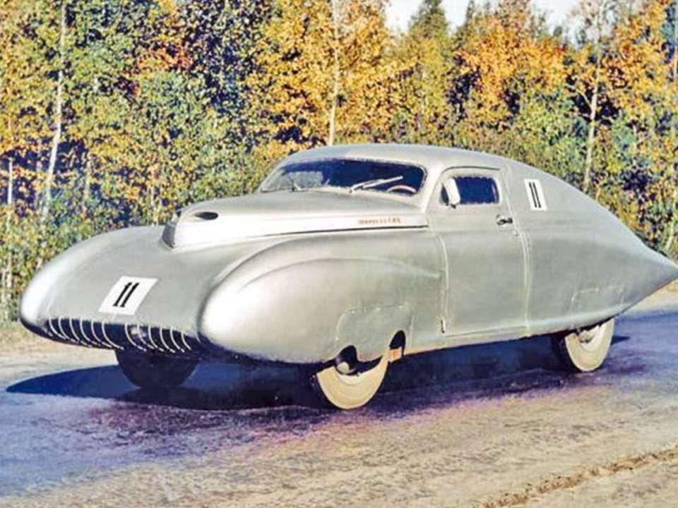 Auto Soviético Aniversario Broma