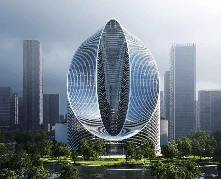 nuevo edificio de OPPO