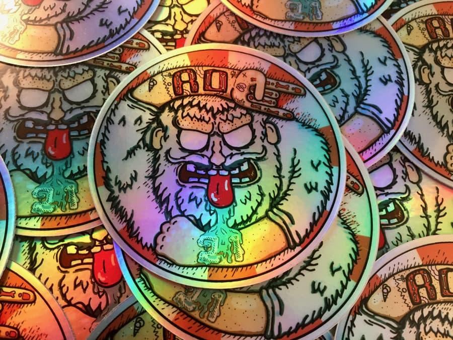 stickers roc21