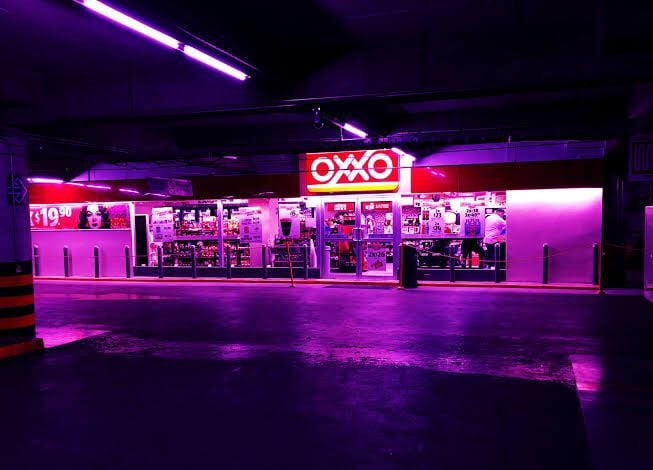 México_Aesthetic_Oxxo