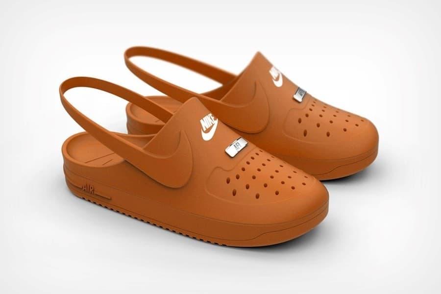 Sandalias Nike Crocs