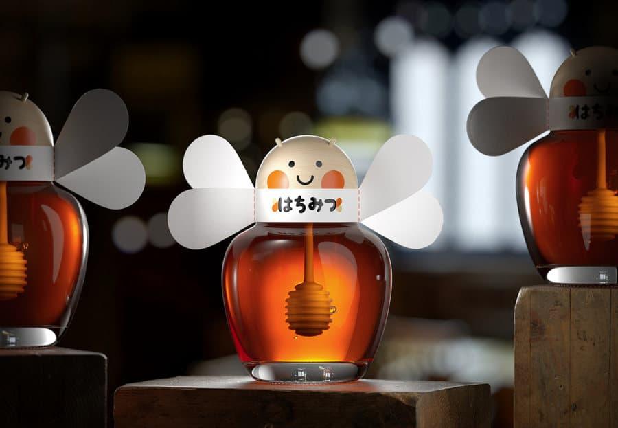 envase miel de abeja