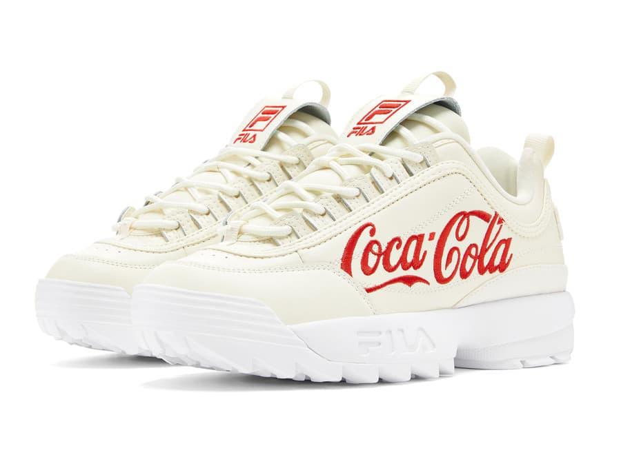 tenis de Coca Cola