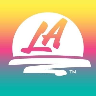 nuevo logo de Los Angeles