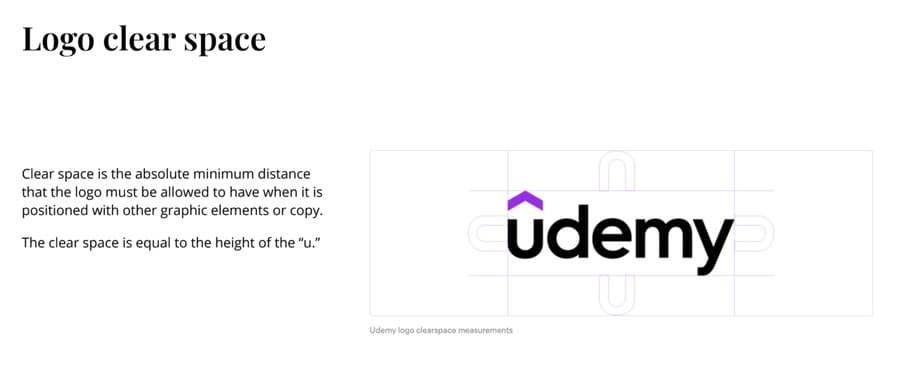 nuevo logo de Udemy
